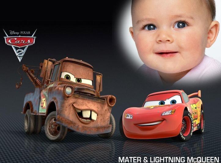 Fotomontajes de cars gratis - Imagui