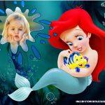 Hacer fotomontaje de la Sirenita