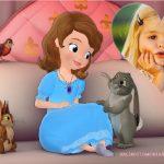 Fotomontaje para nenas de Princesa Sofía