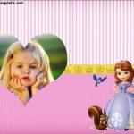 Fotomontaje de Princesita Sofia