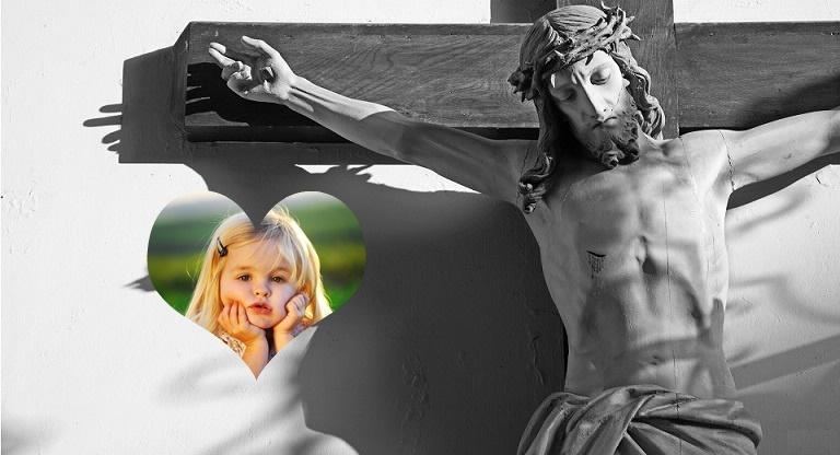 Efectos para fotos con Jesús