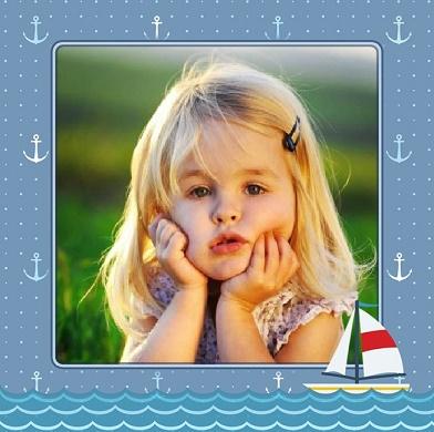 Fotomontajes para bebes