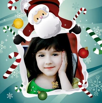 Fotomontajes de Navidad para crear gratis