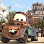 Fotomontaje de Cars con Mate