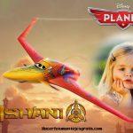 Fotomontaje de Ishani de Aviones Cars