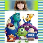 Fotomontaje de Monster University
